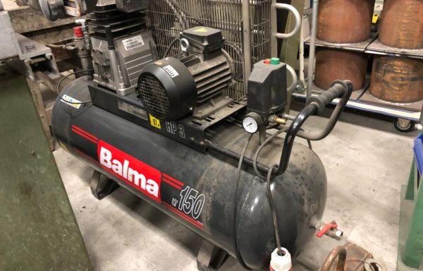 Balma lt 150 compressor